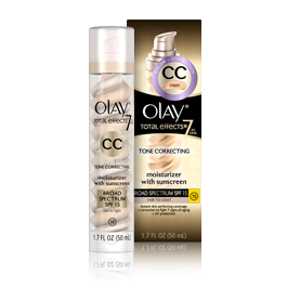 olay total effects cc cream for fair skin