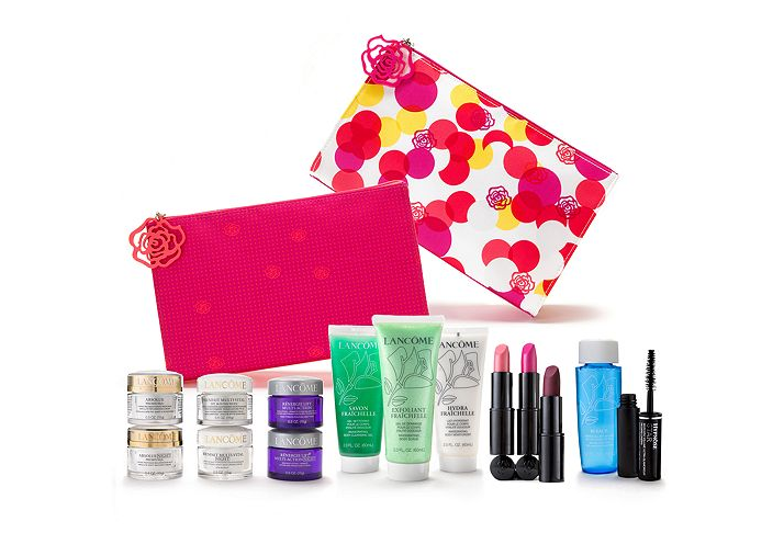 Macy's Lancome Gift with Purchase | Lobster Face