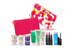 Macys Lancome 7 Piece Gift with Purchase